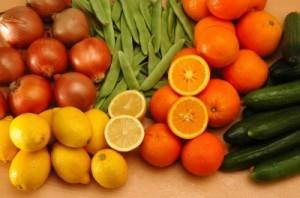 Oignons, ail et légumineuses comme aliments anti-grippaux