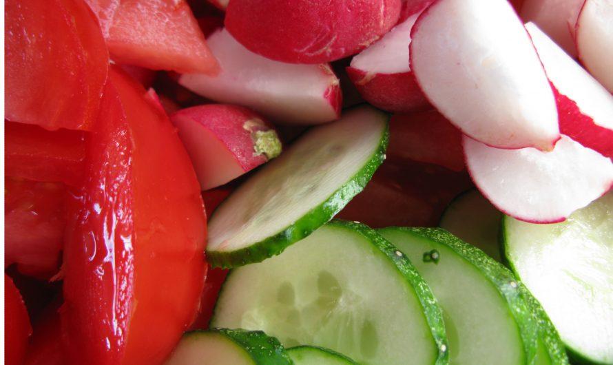 Les phytonutriments dans l'alimentation favorisent une meilleure santé