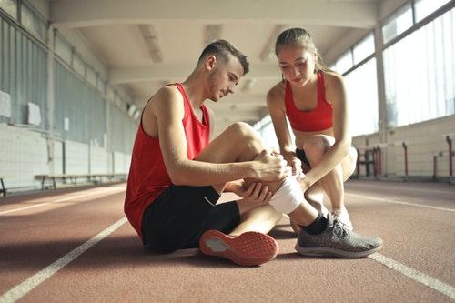 Blessures et traitements liés à la course à pied