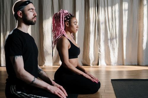 Yoga zen pour les couples (le zen de deux)