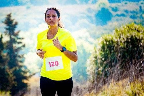 Classification par distances de running