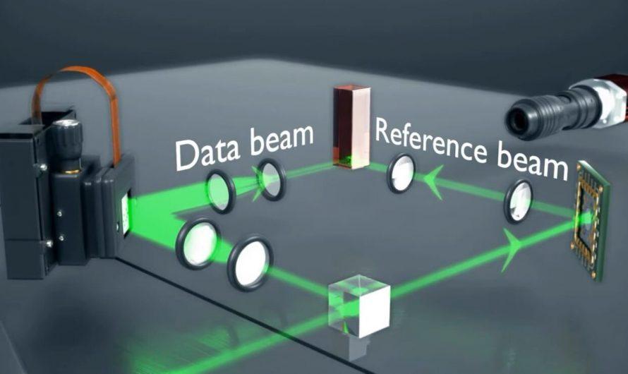 Microsoft se tourne vers des solutions holographiques pour le stockage dans le cloud