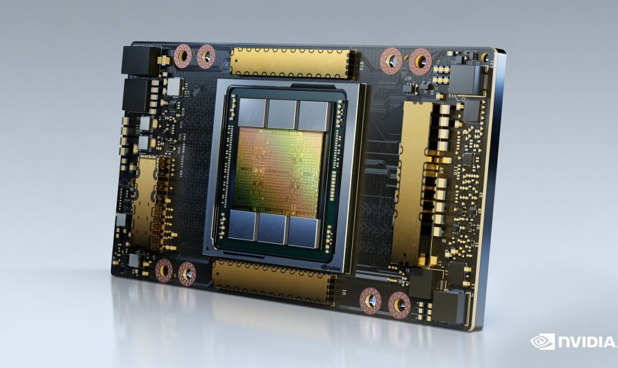 La dernière unité de traitement graphique Ampere 80 Go de NVIDIA offre une bande passante mémoire de 2 To