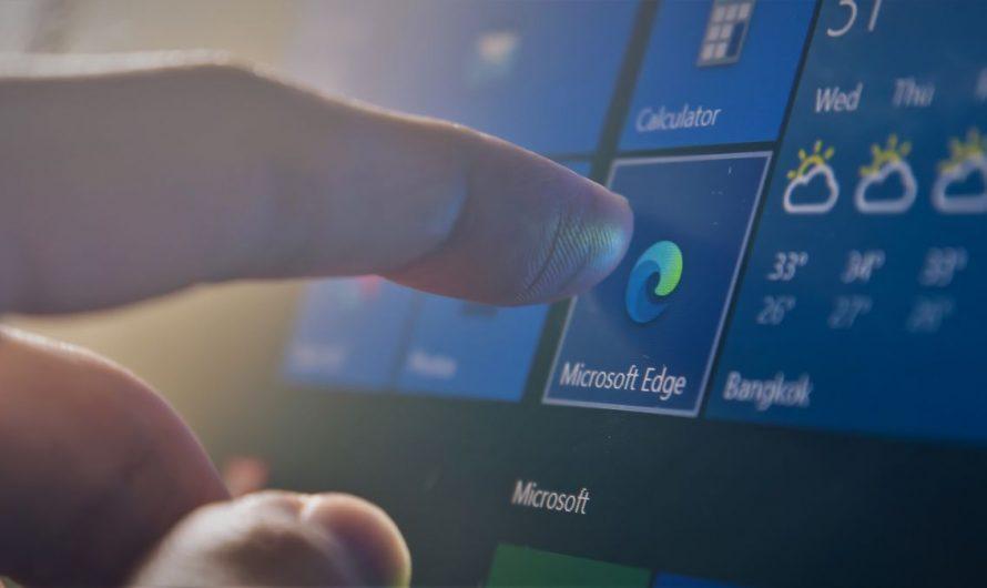 Microsoft Edge facilitera désormais l'enregistrement des pages au format PDF
