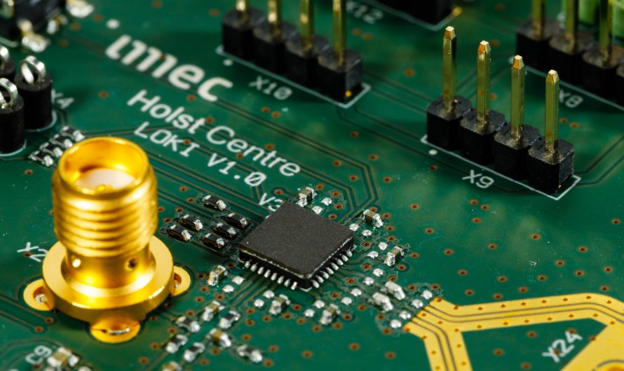 Imec présente la première puce d'émetteur ultra-large bande IEEE 802.15.4z sous-5 mw au monde