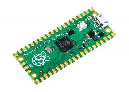 Raspberry dévoile un microcontrôleur Pi Pico à 4 $