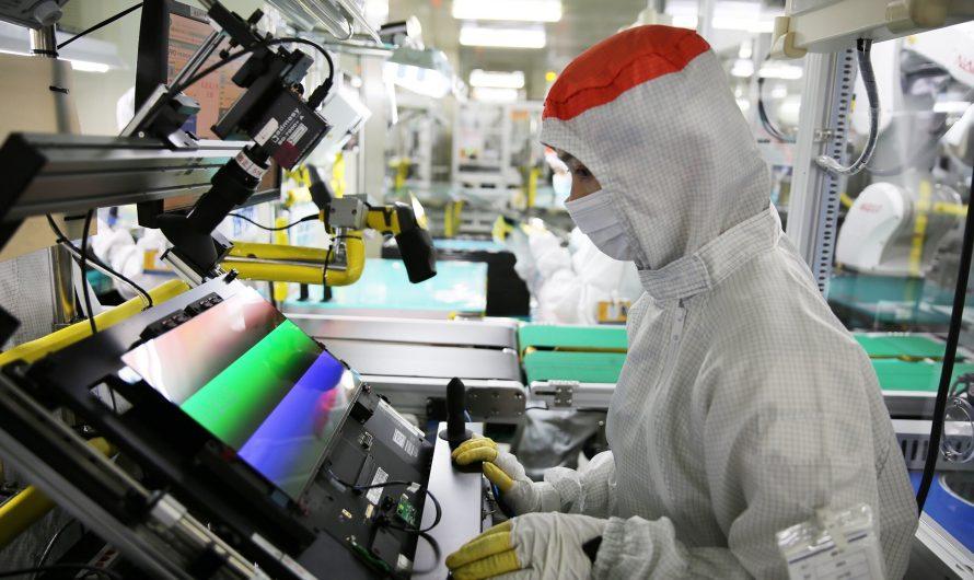 Samsung annonce des écrans OLED de 14 pouces fonctionnant à 90 Hz