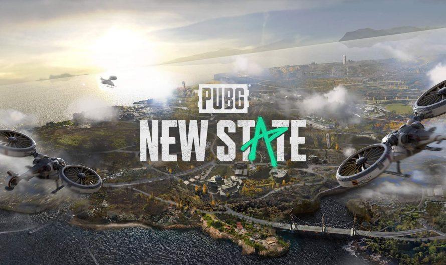 PUBG: New State entre dans les tests alpha fermés aux États-Unis, gameplay sorti