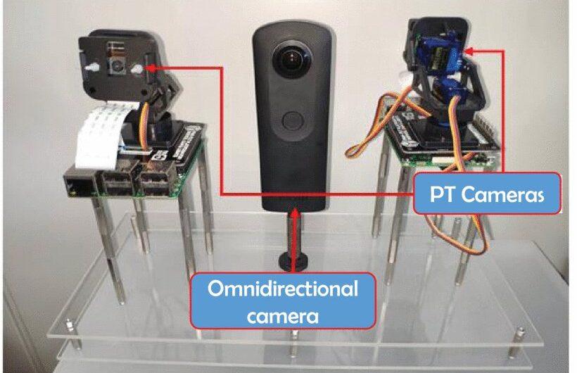 La surveillance grand angle rencontre la capture haute résolution dans la nouvelle plate-forme de caméra