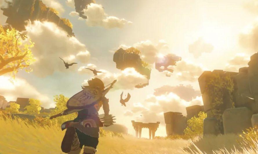 La date de sortie de Breath of the Wild 2 est en 2022 – regardez la bande-annonce de Zelda maintenant