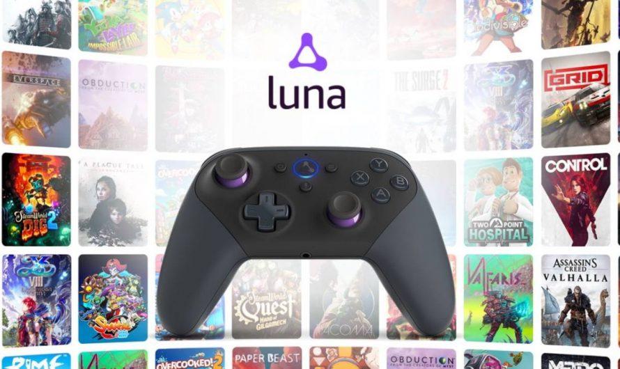 Vous pouvez enfin vous inscrire à Amazon Luna le Prime Day