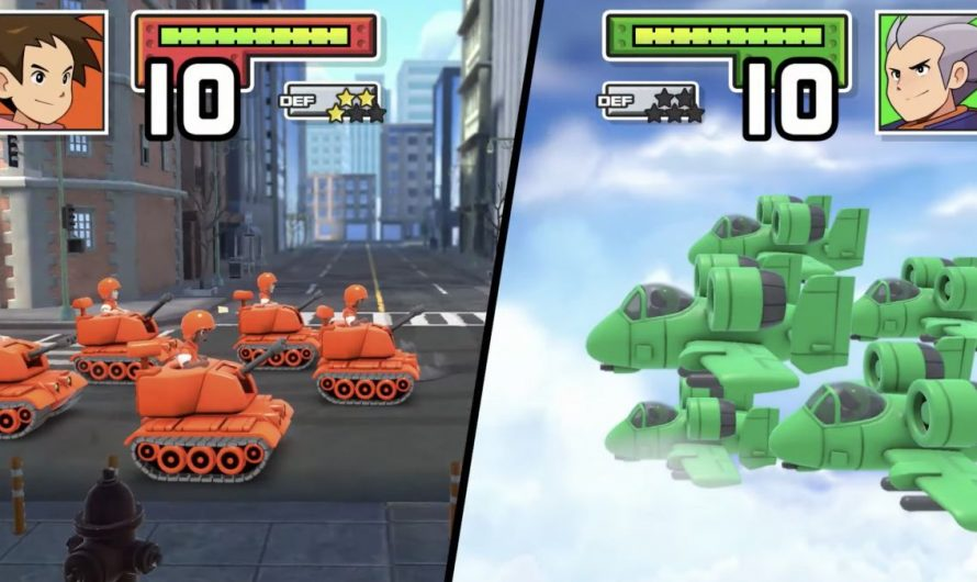 Advance Wars arrive sur Nintendo Switch dans des remakes 3D GBA