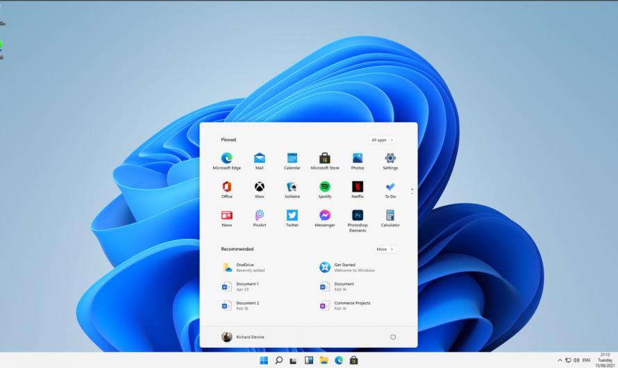 Windows 11 vous permettra de revenir au menu Démarrer classique – voici comment