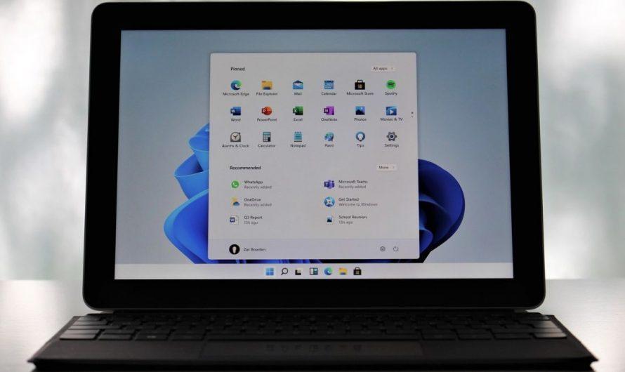 Windows 11 fuit – et vous l'aimerez ou le détesterez probablement
