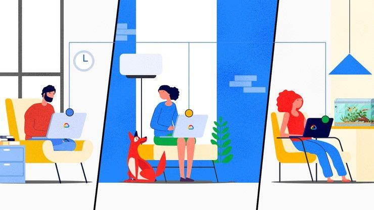 Google Workspace obtient une mise à niveau majeure pour rivaliser avec Microsoft 365