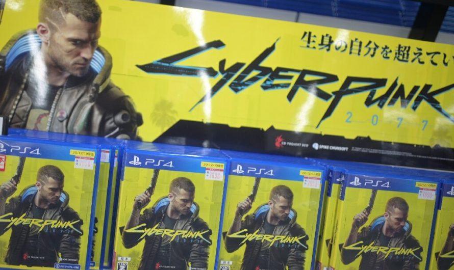 Cyberpunk 2077 de retour sur le PlayStation Store, selon Sony