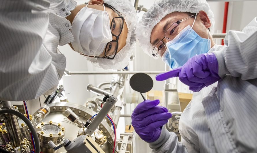 Semi-conducteurs ferroélectriques au nitrure pour l'électronique de nouvelle génération