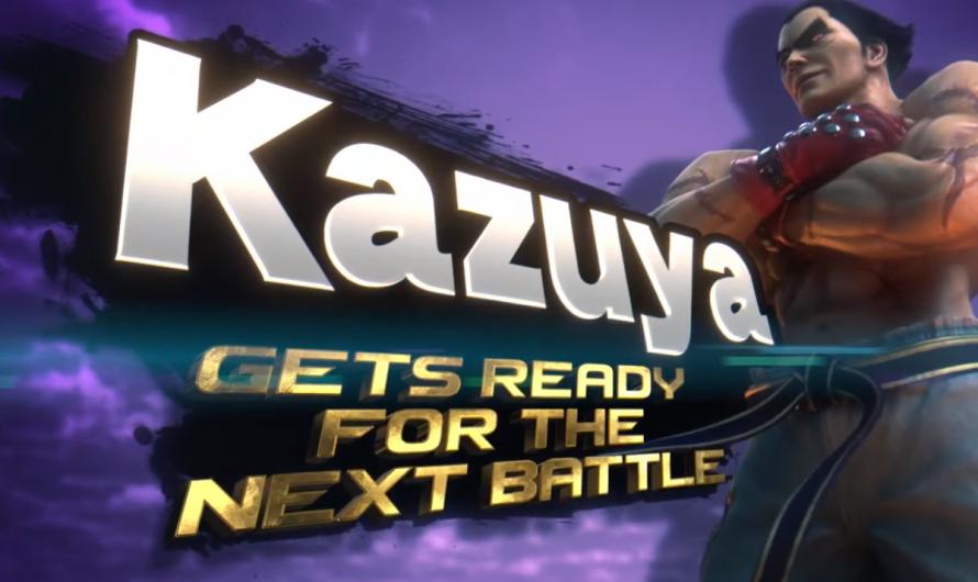 Super Smash Bros. Ultimate obtient Kayuza de Tekken