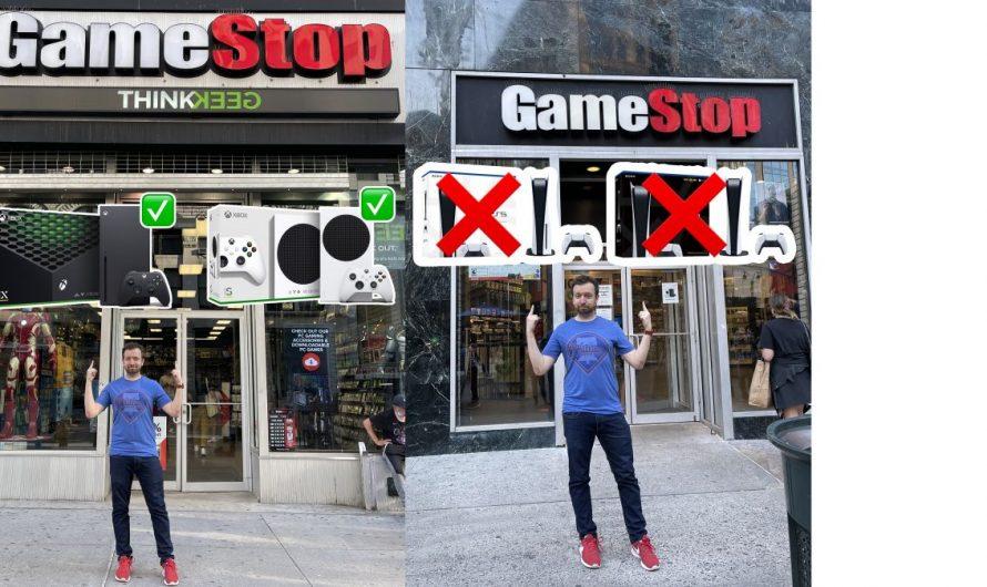 Détails exclusifs sur le réapprovisionnement de GameStop Xbox Series X – comment l'obtenir, où trouver la PS5