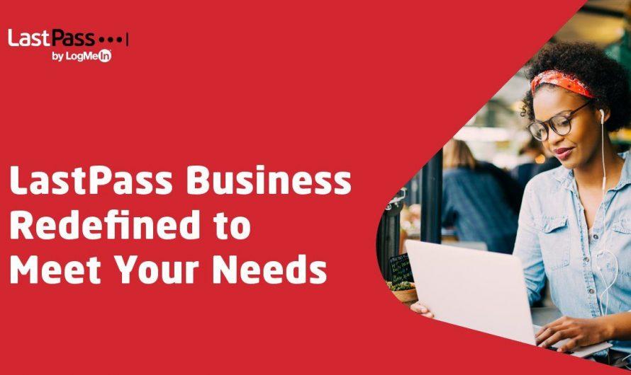 LastPass Business ajoute un nouvel outil d'adoption, les comptes familiaux