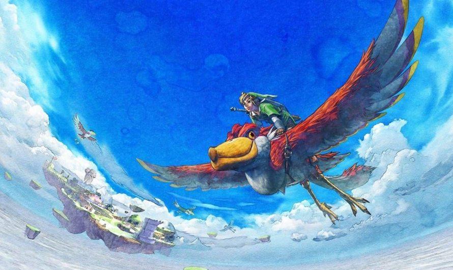 The Legend of Zelda: Skyward Sword HD pour Nintendo Switch — Tout ce que vous devez savoir