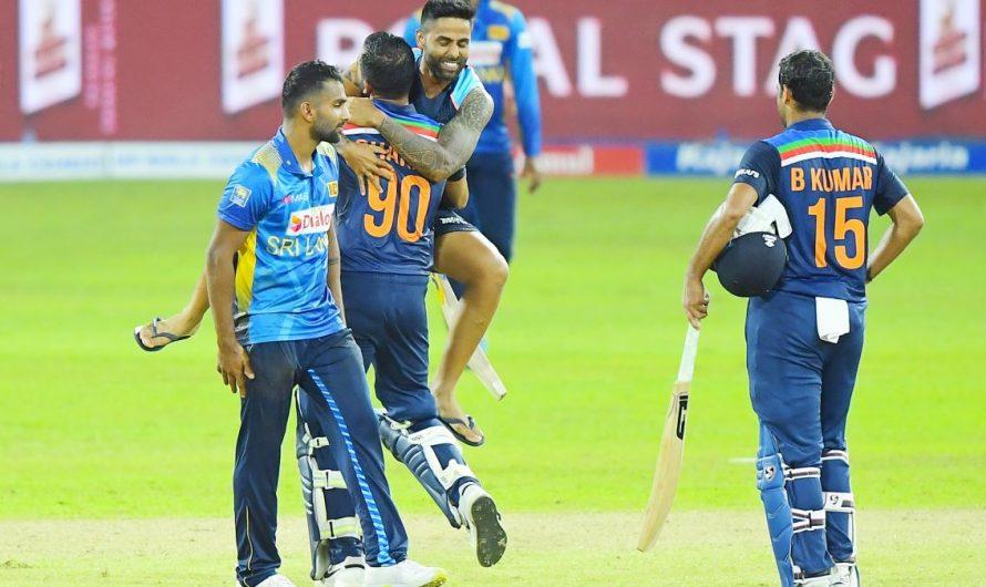 Inde vs Sri Lanka : comment regarder le troisième ODI en direct en Inde