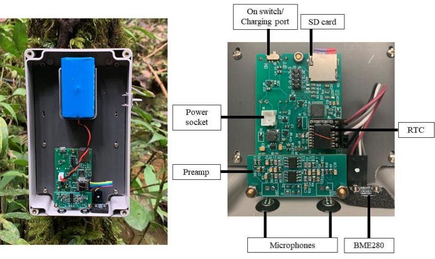 Une solution fiable pour la surveillance passive acoustique et environnementale