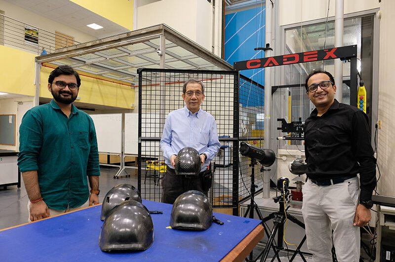 Des casques de vélo plus résistants et plus sûrs utilisant une nouvelle matière plastique