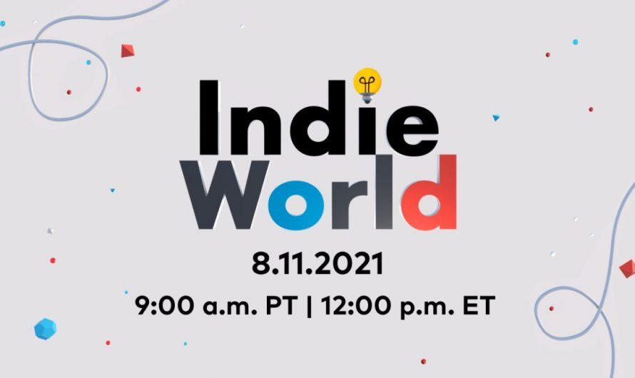 Préparez-vous pour les annonces de jeux Nintendo Switch lors de l'Indie World Showcase de cette semaine