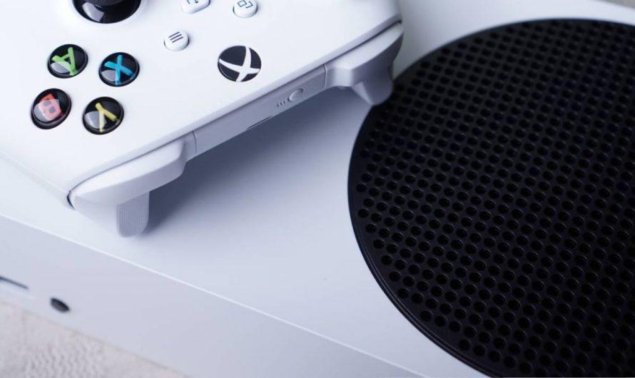 Pourquoi la Xbox Series S est le parfait compagnon de séjour