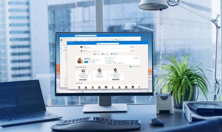 Une nouvelle application Outlook arrive sur Windows 11… et Windows 10