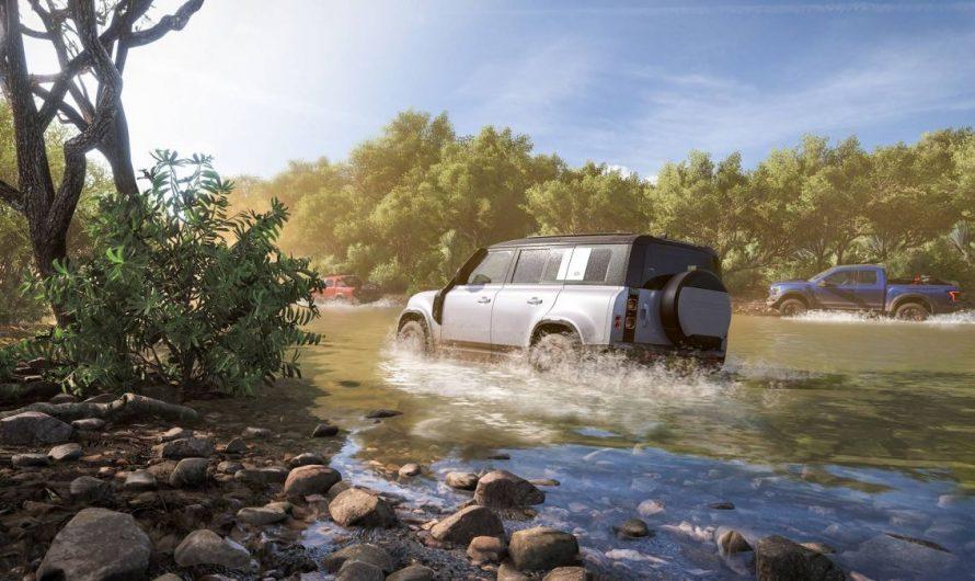 Forza Horizon 5 a la plus longue autoroute de la série – et j'ai hâte de la déchirer