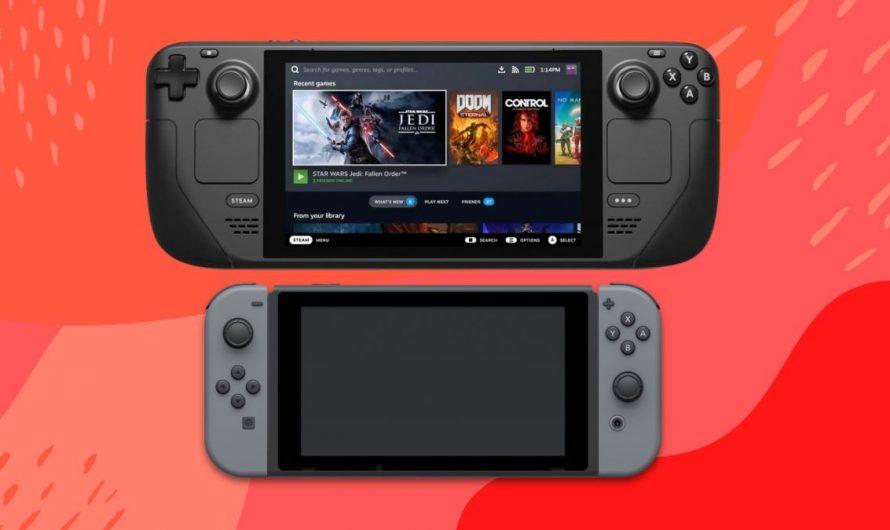 Contrairement à la Nintendo Switch, le Steam Deck de Valve n'obtiendra pas de performances améliorées lorsqu'il est amarré