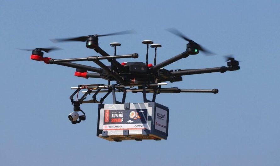 Israël se prépare aux embouteillages des drones de livraison