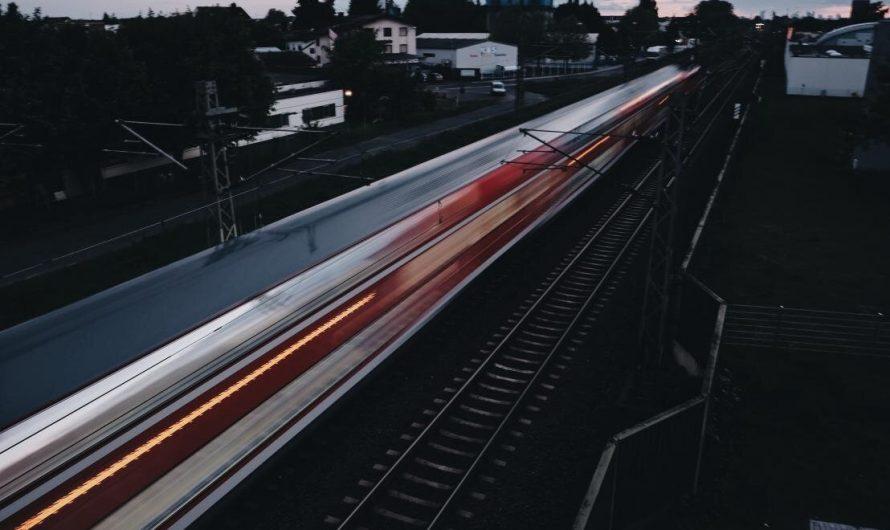 Comment les futurs trains pourraient être moins bruyants