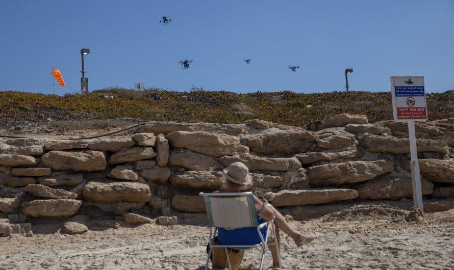 Israël se rapproche des drones commerciaux avec les derniers tests