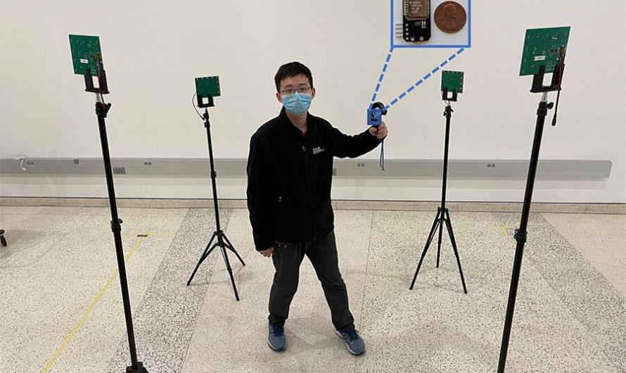 De nouvelles mises à niveau de l'ancienne technologie sans fil pourraient permettre la capture de mouvements 3D en temps réel