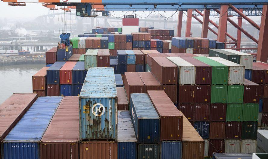 Les pénuries provoquent une «récession de goulot d'étranglement» pour l'industrie allemande