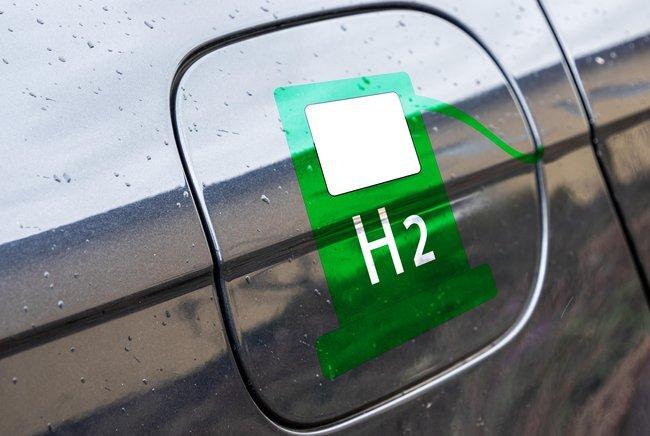 Qu'arrive-t-il à un réservoir d'hydrogène lors d'une collision?